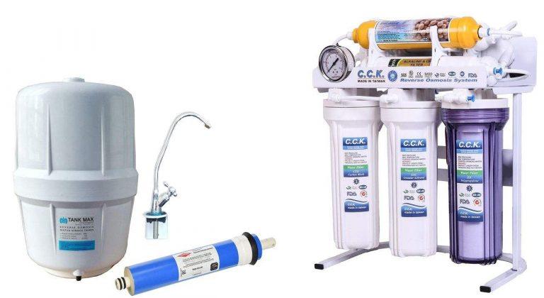 دستگاه تصفیه کننده آب سی سی کا 6 مرحله ای
