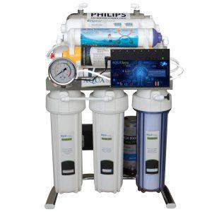 دستگاه تصفیه کننده آب آکوا اسپرینگ 10 مرحله ای