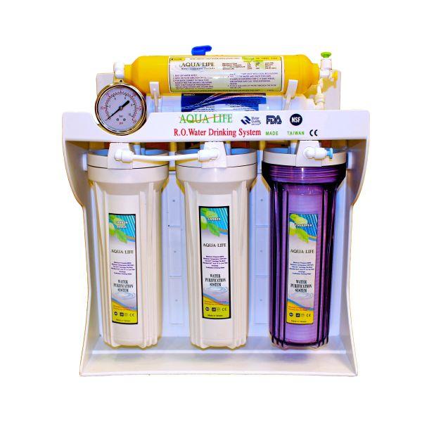 تصفیه آب خانگی آکوا لایف 6 مرحله ای مدل RO-6