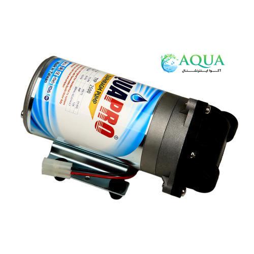 پمپ دستگاه تصفیه آب خانگی آکوا پرو