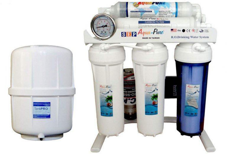 تصفیه آب خانگی آکوا پیور 6 مرحله ای مدل RO-6