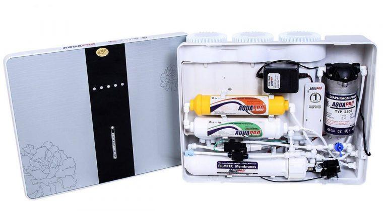 تصفیه آب خانگی آکوا پرو مدل کیسی RO6-CASE
