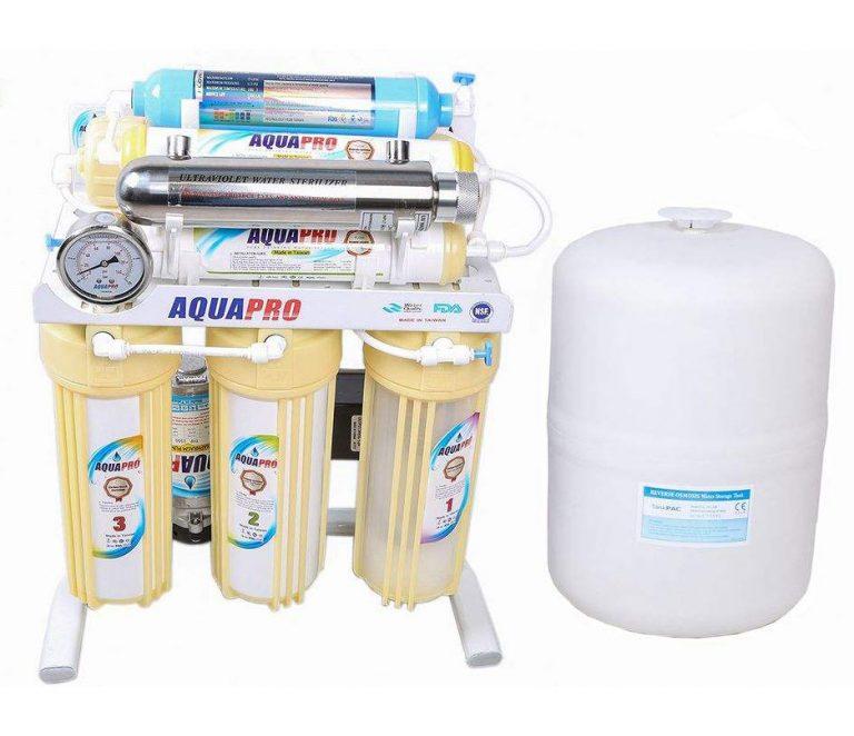 تصفیه آب خانگی آکوا پرو مدل RO-UV-ORP
